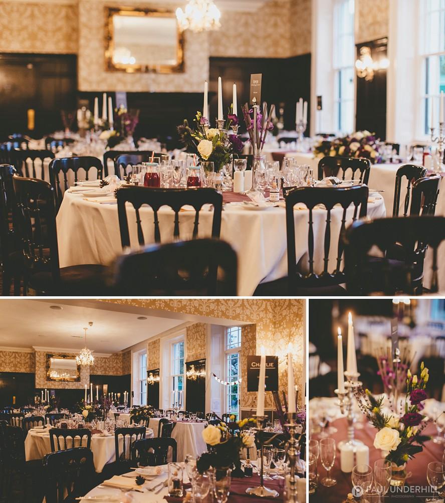 Eastclose Hotel wedding reception