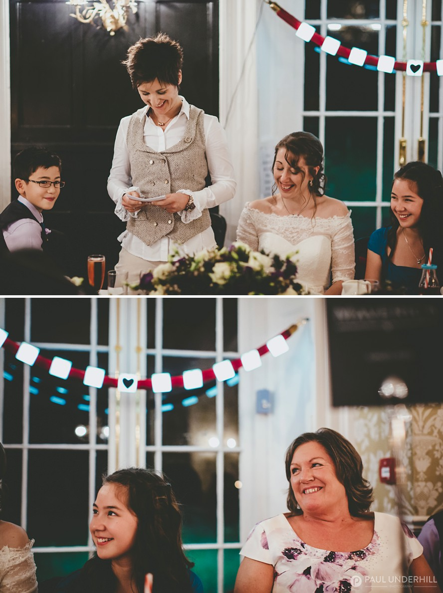LGBT wedding in New Forest