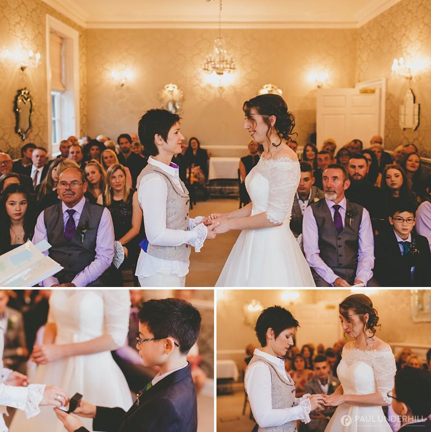 Wedding photography Eastclose Hotel