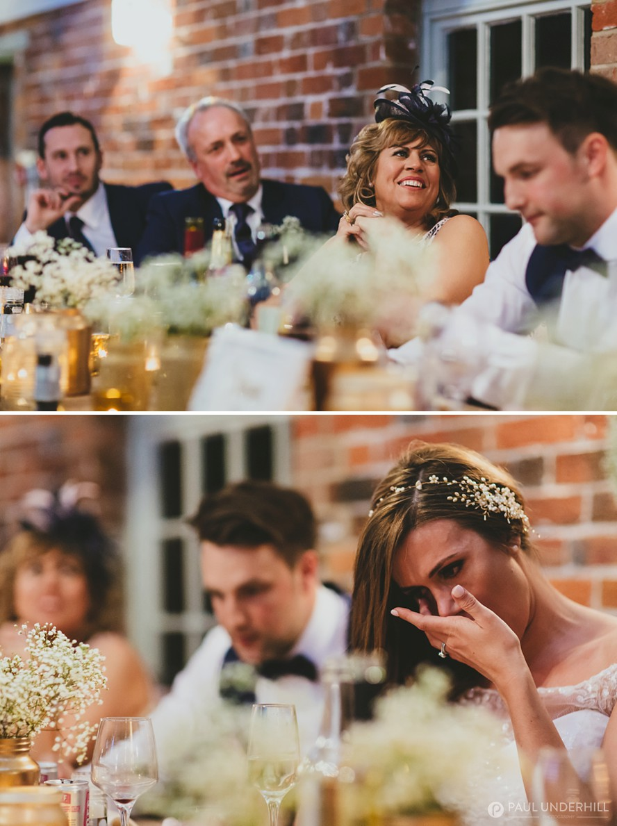 Emotional moments documentary wedding photography
