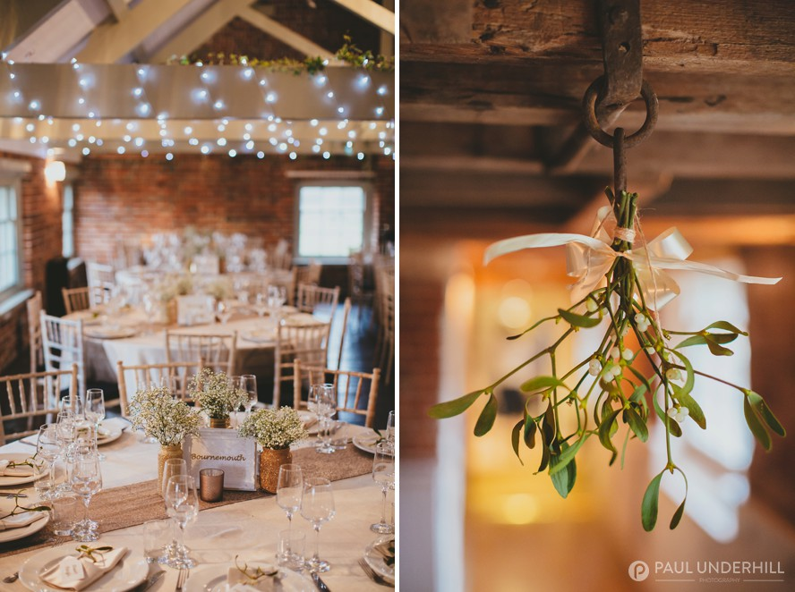 Sopley Mill Dorset wedding venue