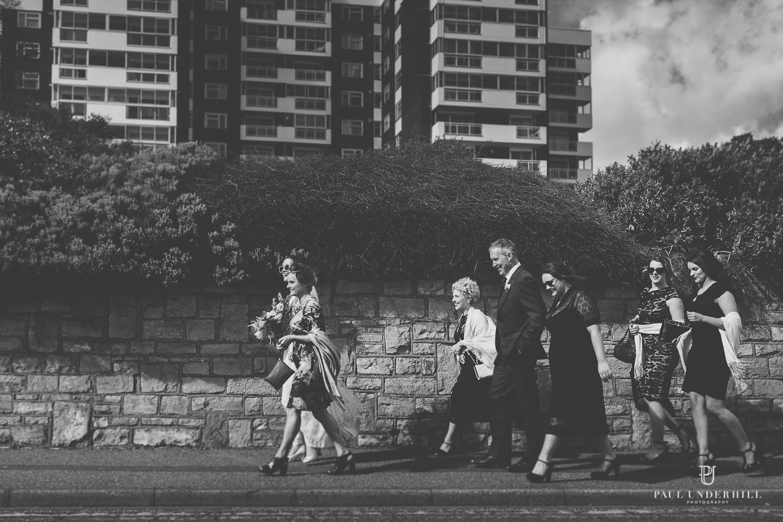 Creative Bournemouth wedding photographers