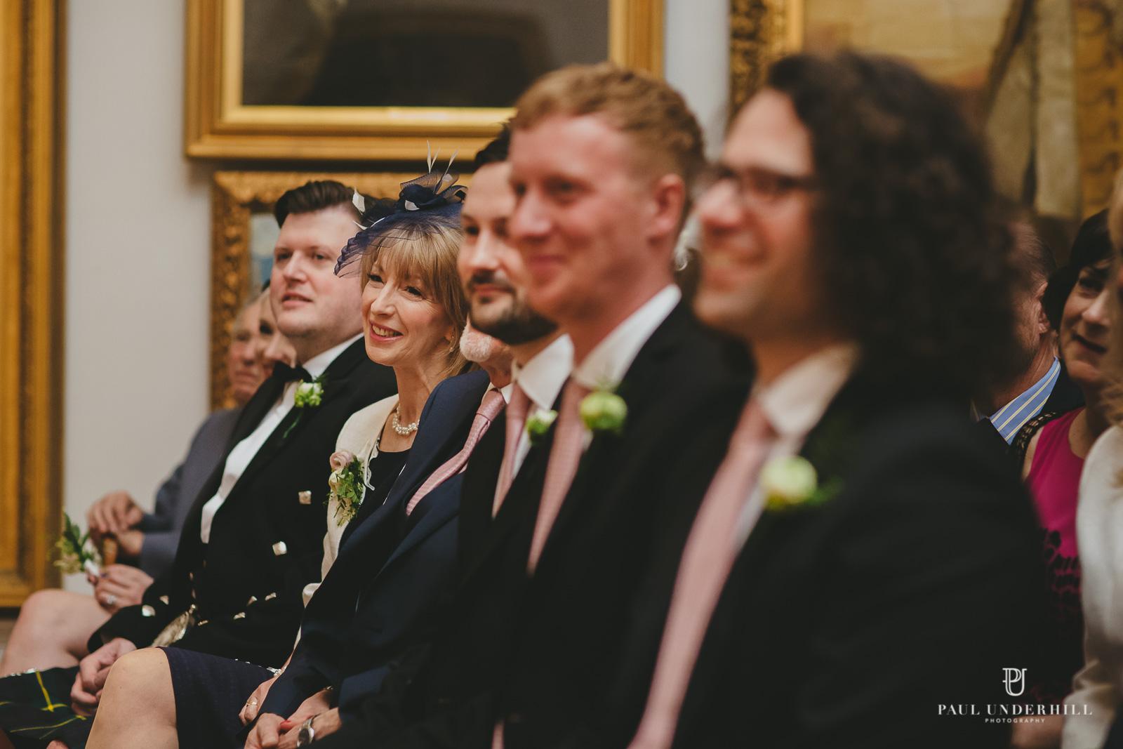 Documentary photography Bournemouth wedding