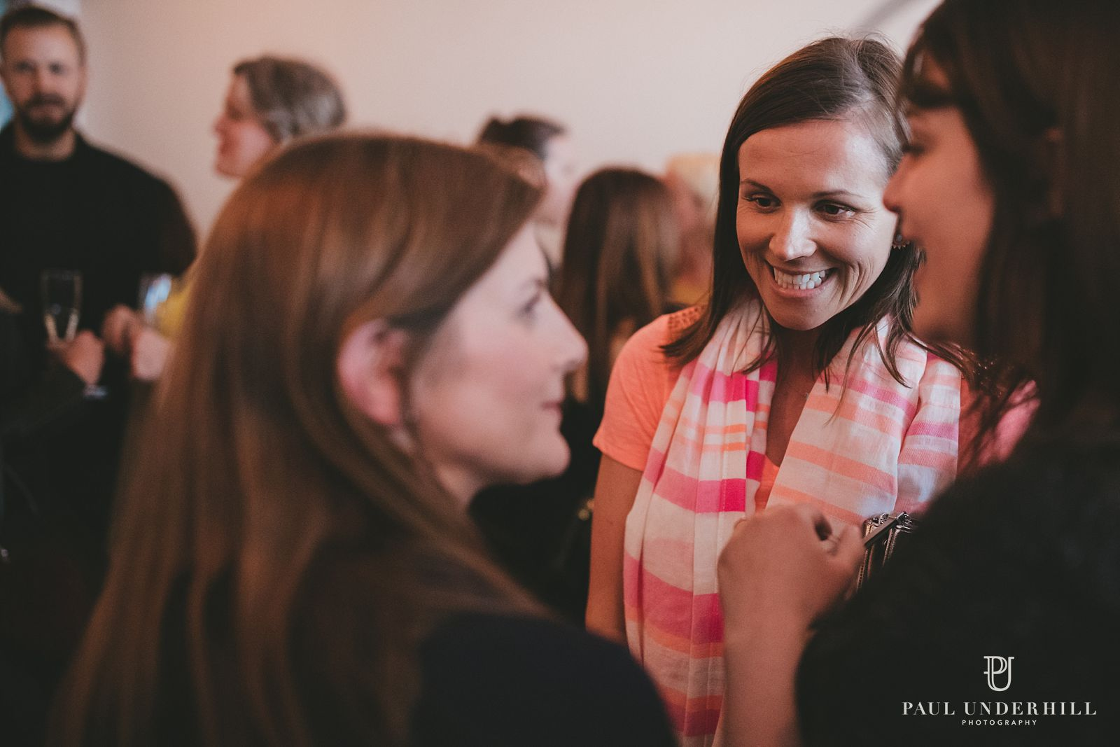 Documentary photography launch event