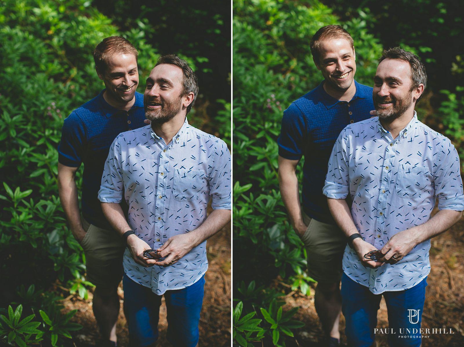 Gay photographer Dorset