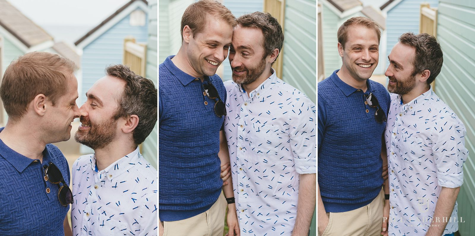 London photographer gay wedding