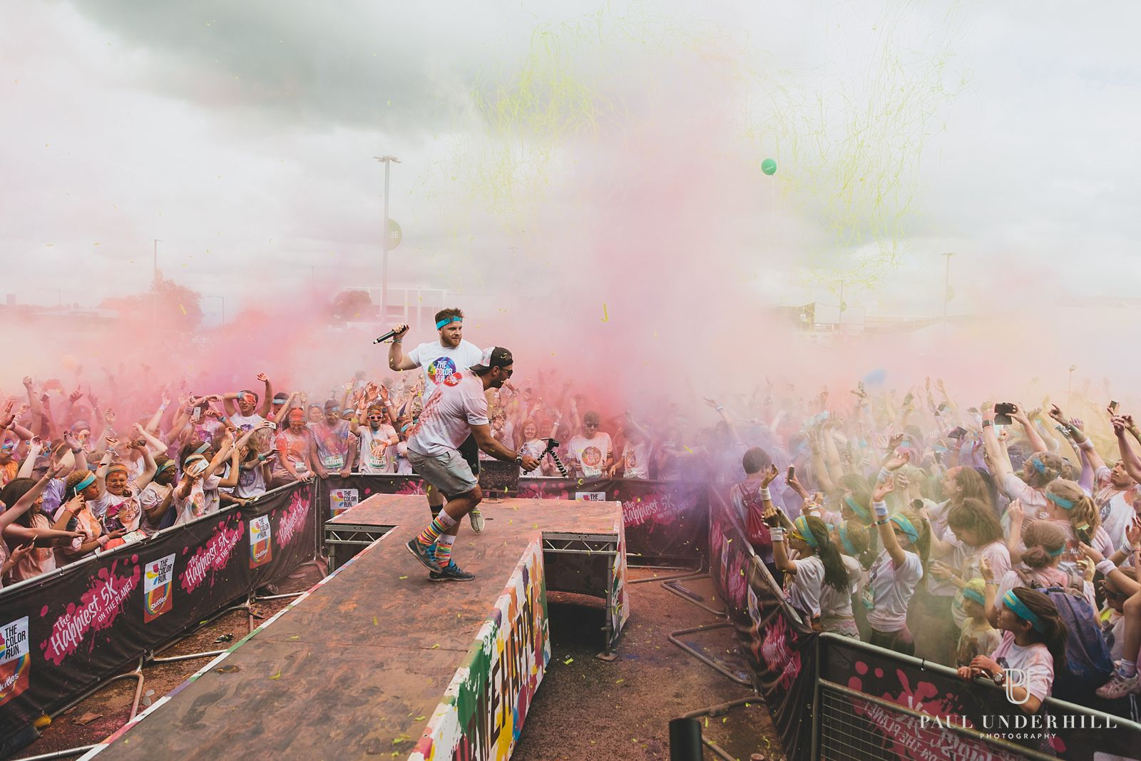 Color Run event photography