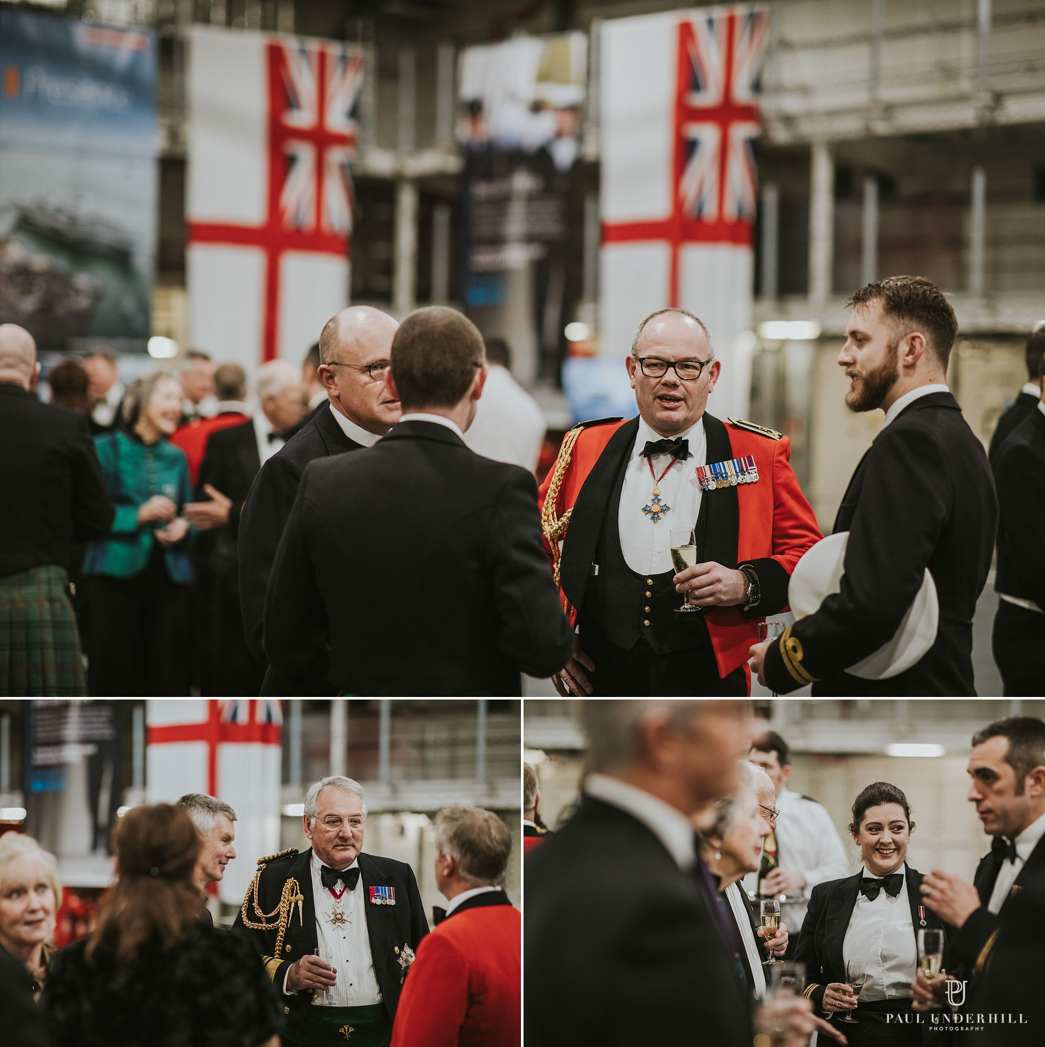 Event photography Royal Navy
