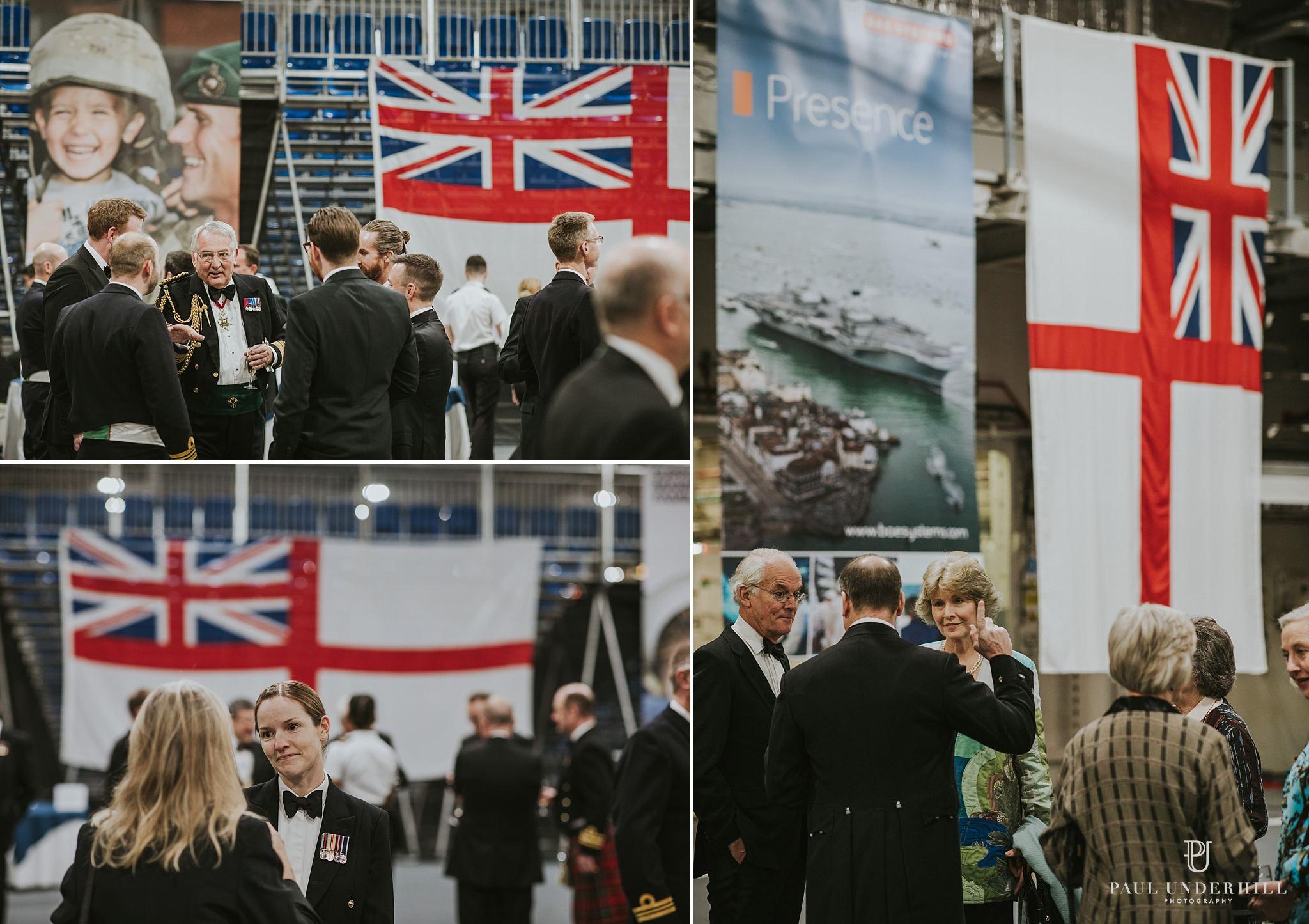 Royal Navy event photographers