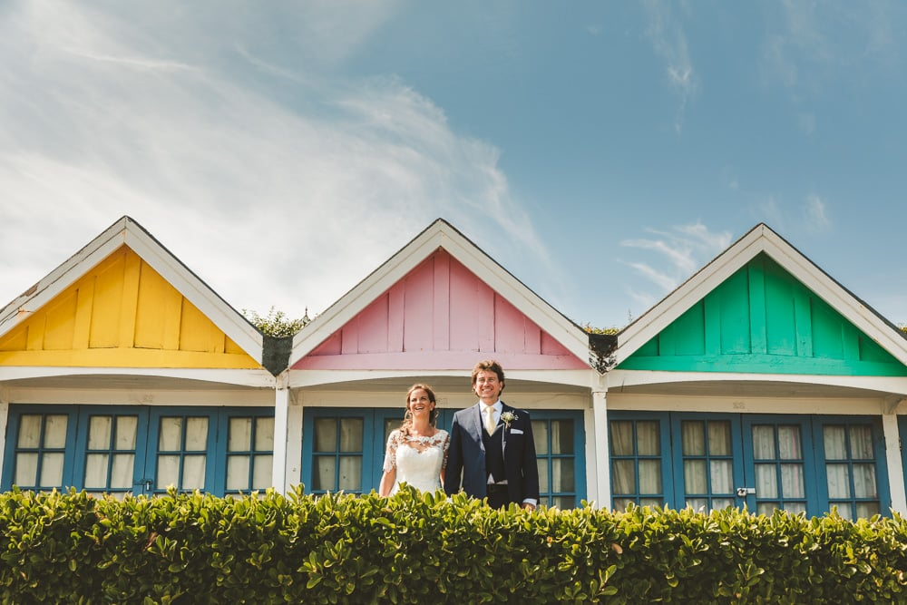 Dorset wedding photography beach weddings