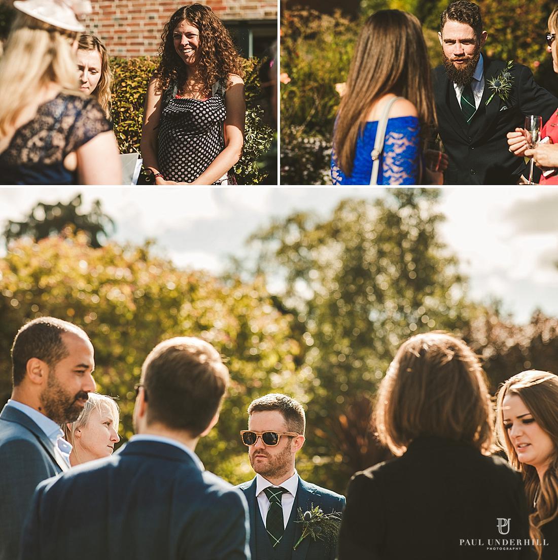 New Forest wedding photography Beaulieu