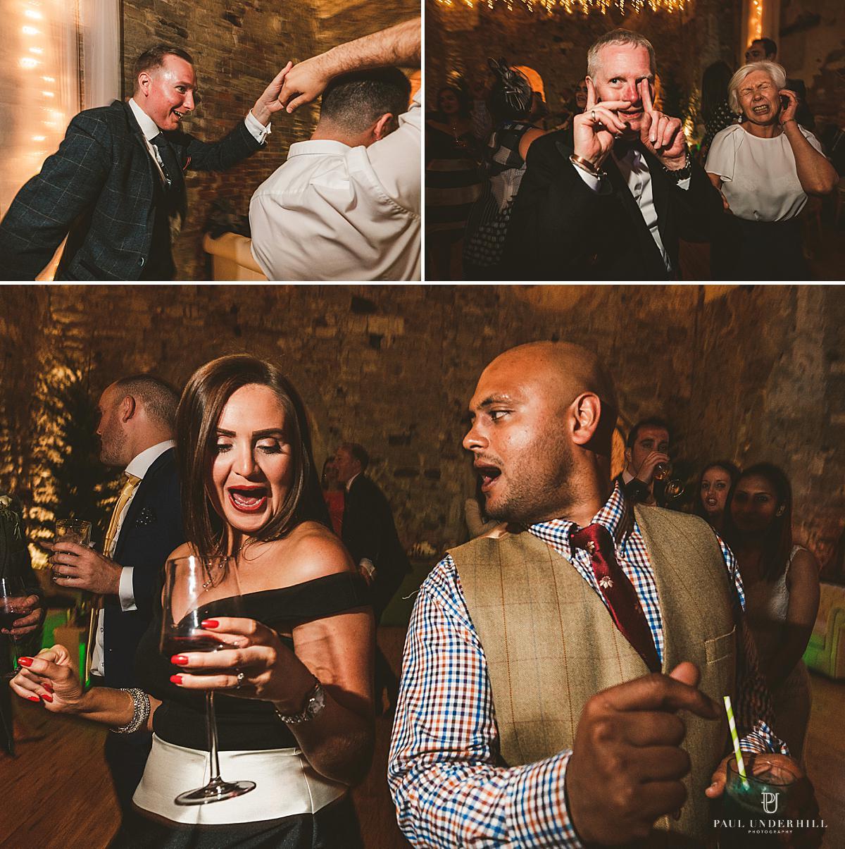 Dorset wedding photography at Lulworth Castle