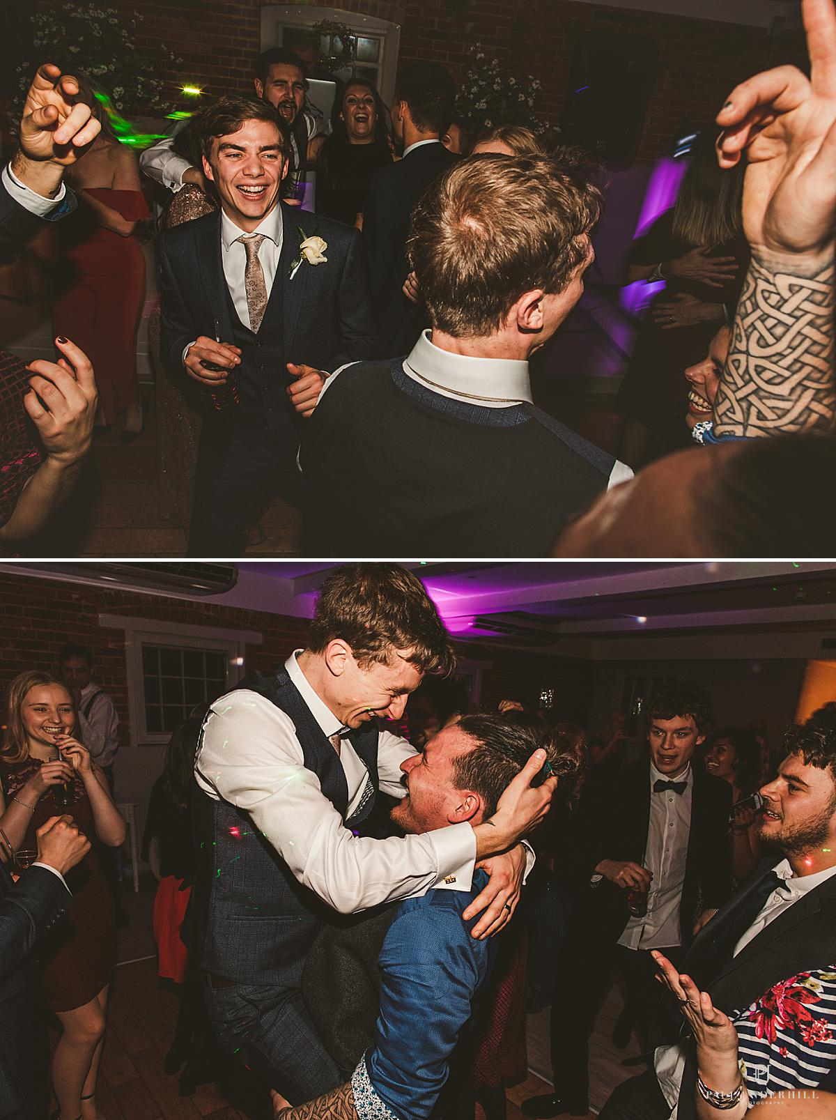 Sopley Mill Dorset wedding photography