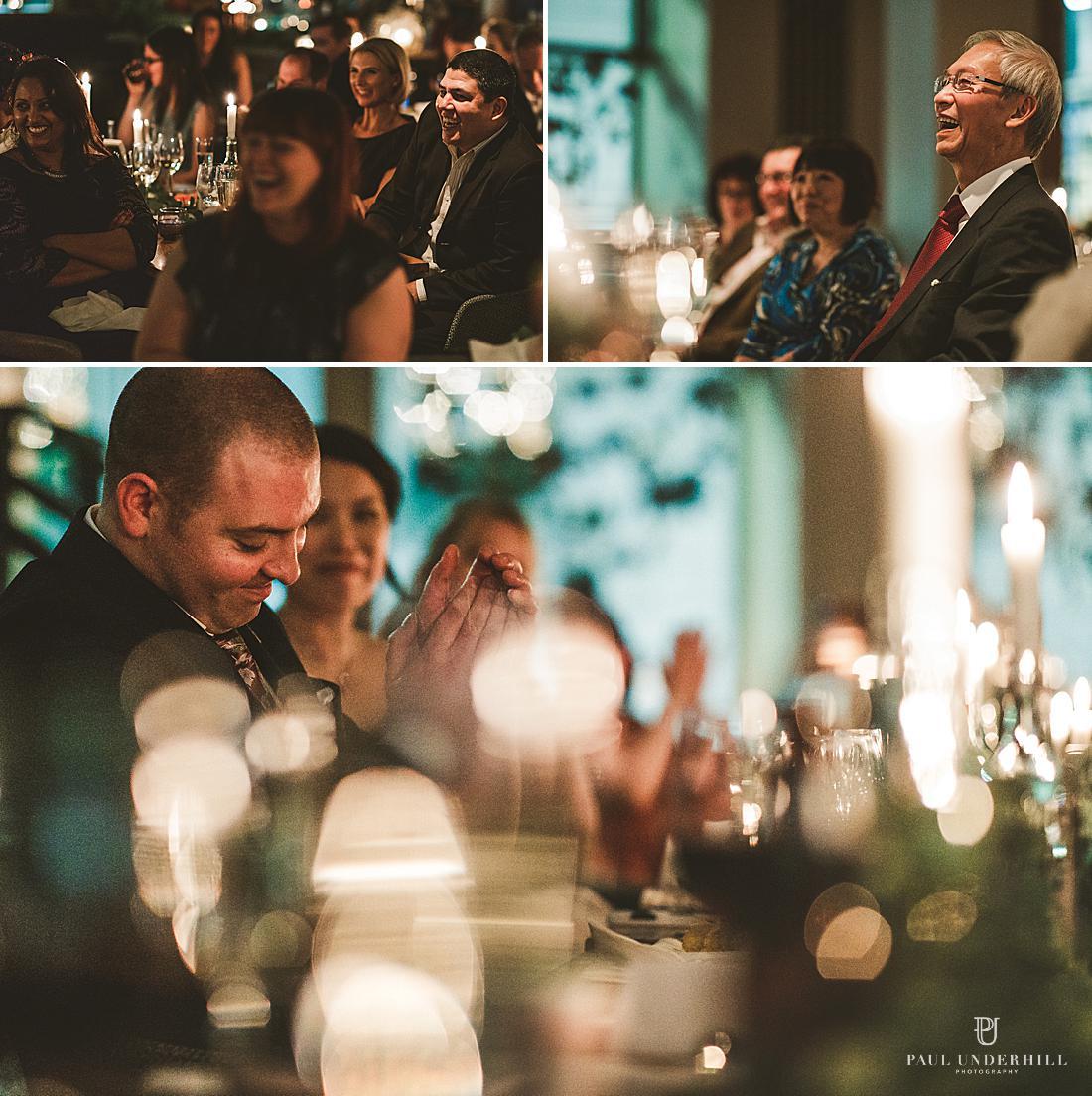 London wedding reception photography