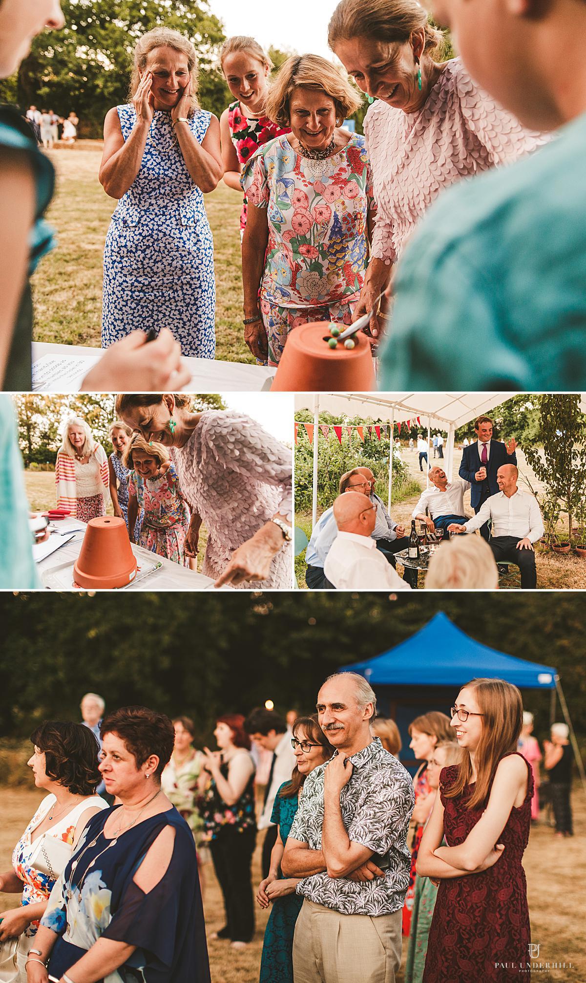 Alternative wedding photography Dorset