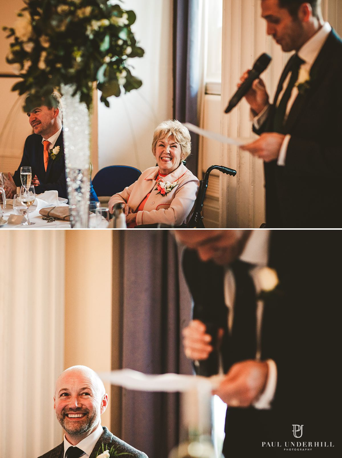 Creative documentary photography gay wedding