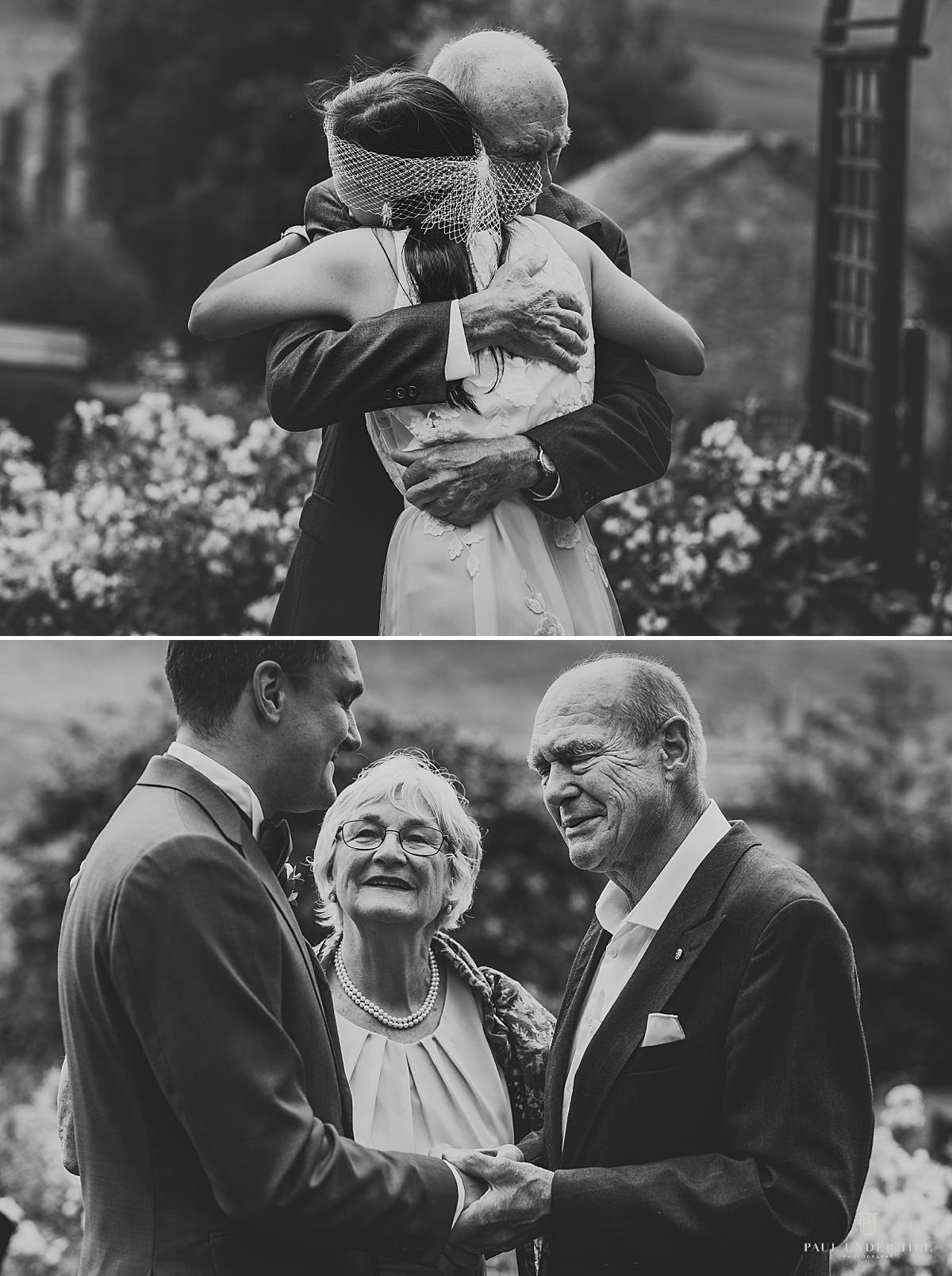 Elopement wedding photographer Dorset