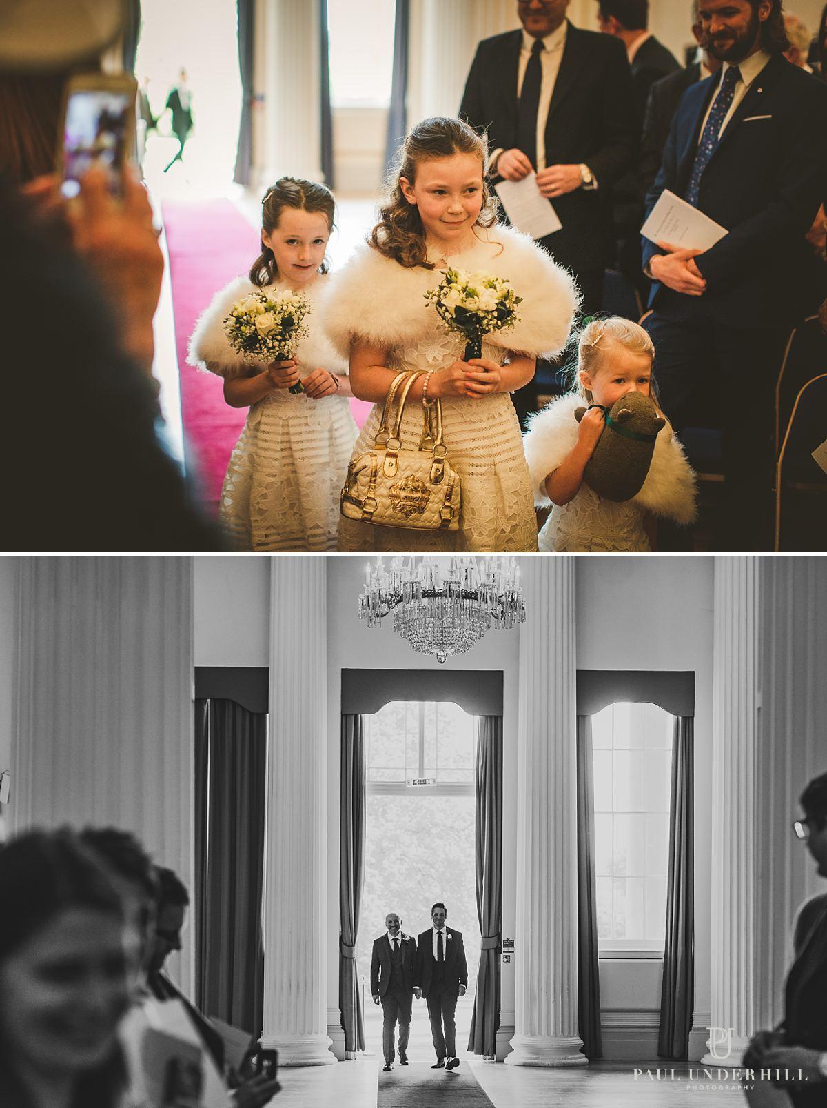 Gay wedding London photographer