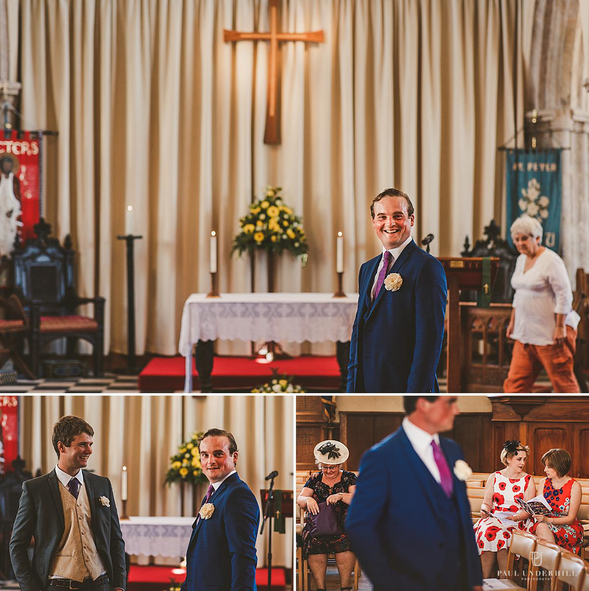 Gold hill Shaftsbury wedding photography