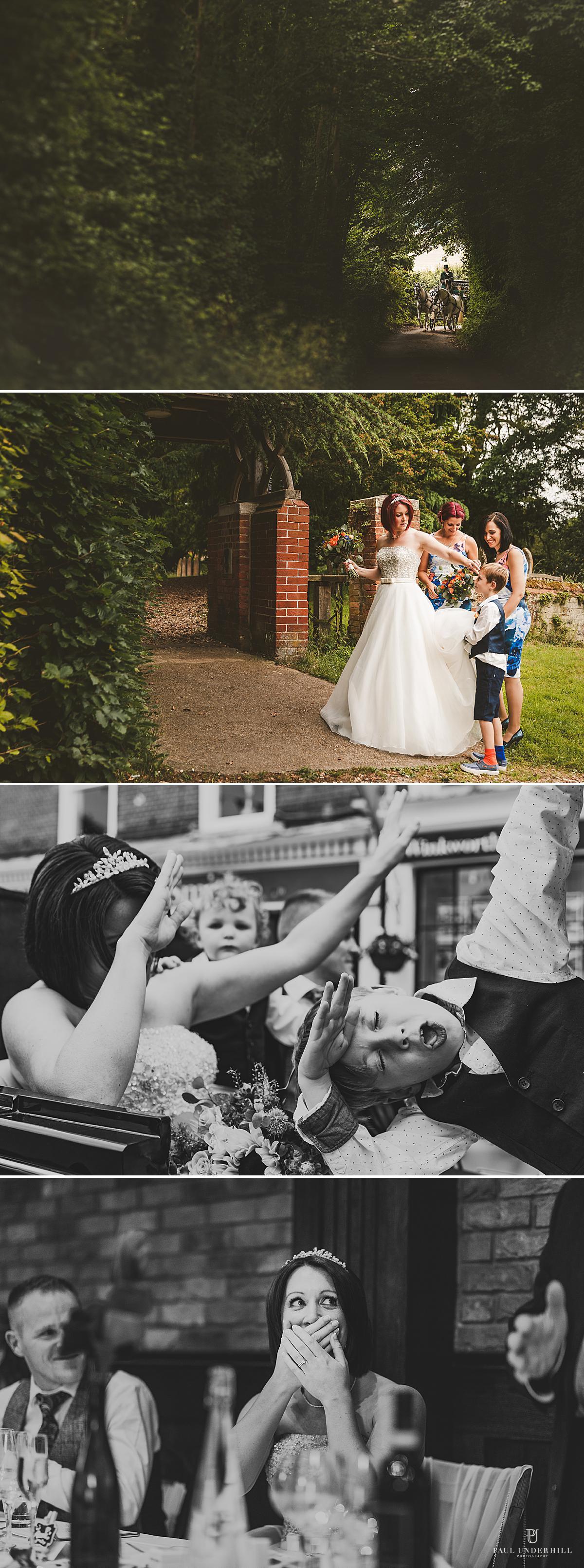 Best Hampshire wedding photographers