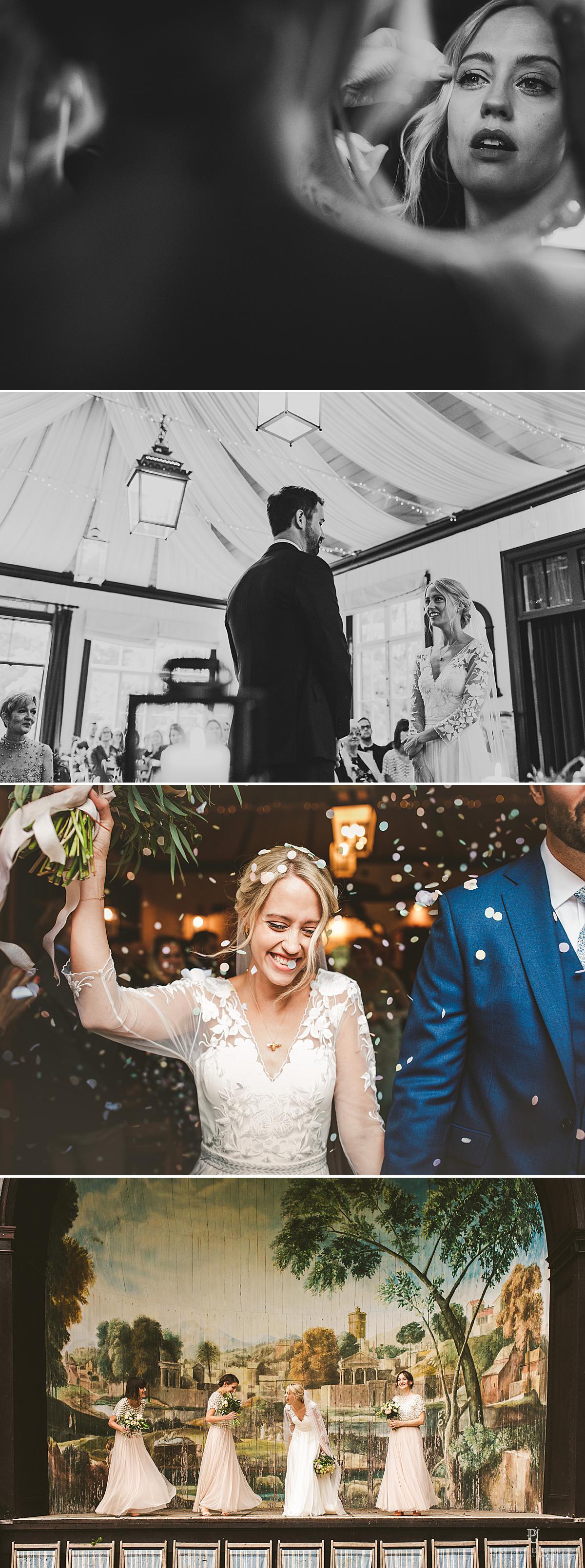 Larmer Tree gardens weddings