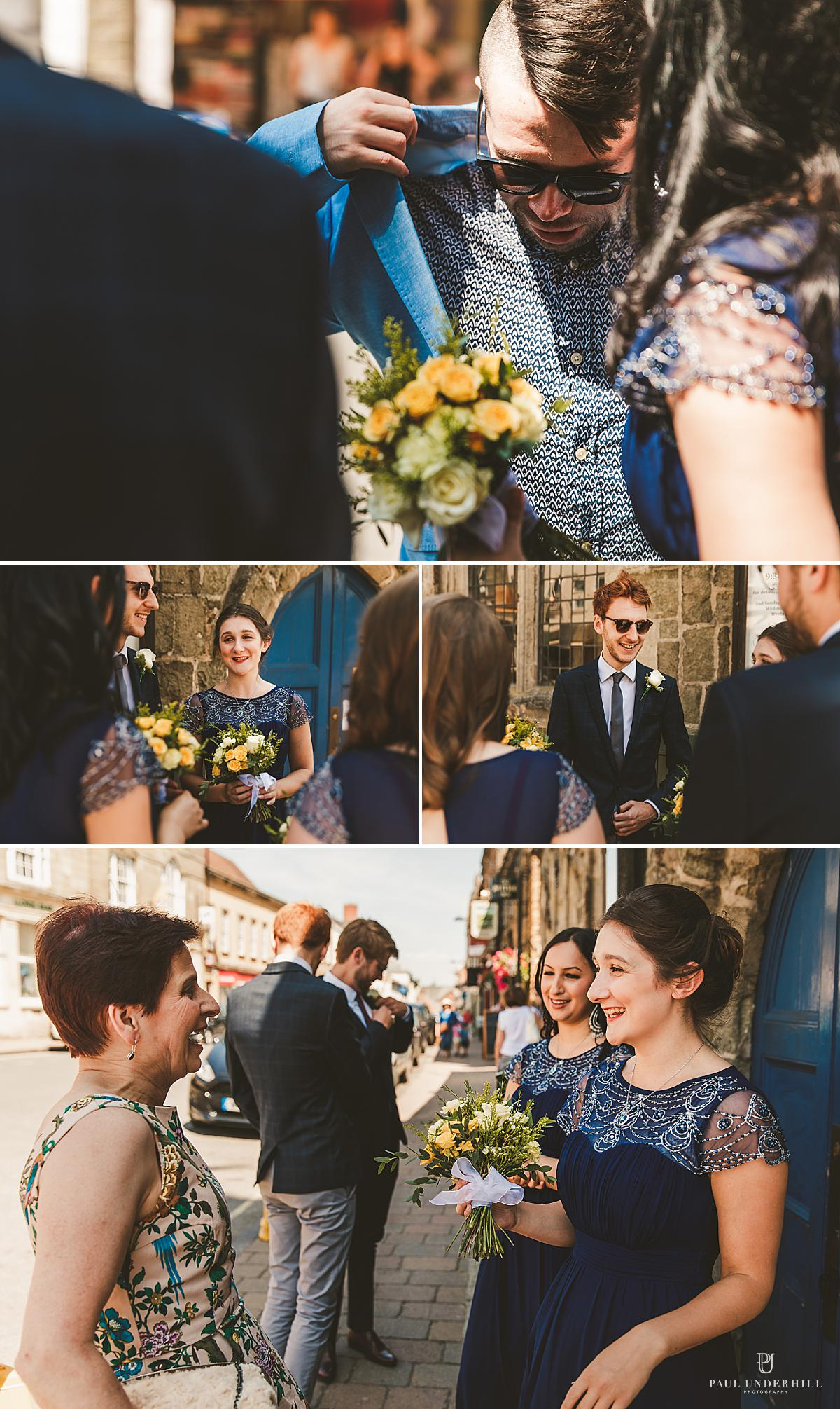 Shaftsbury wedding photographers Dorset