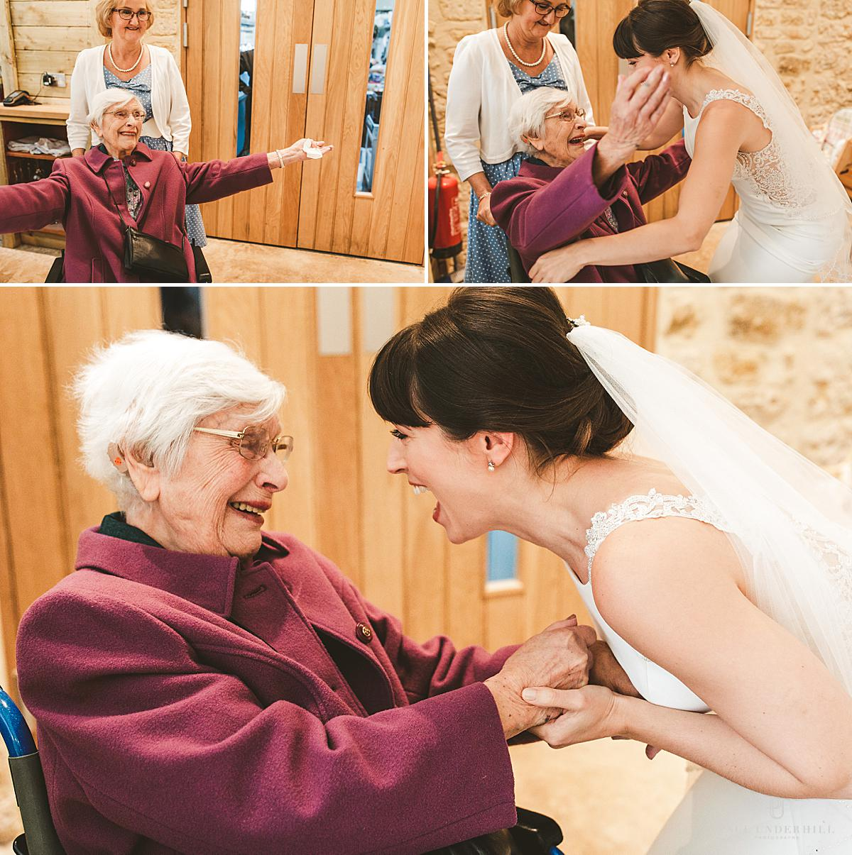 Special moments documentary wedding photography
