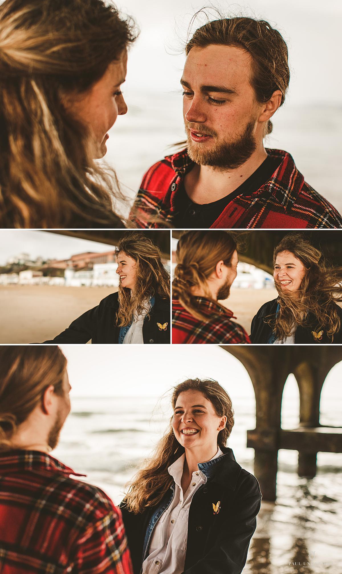 Bournemouth photographers wedding shoot