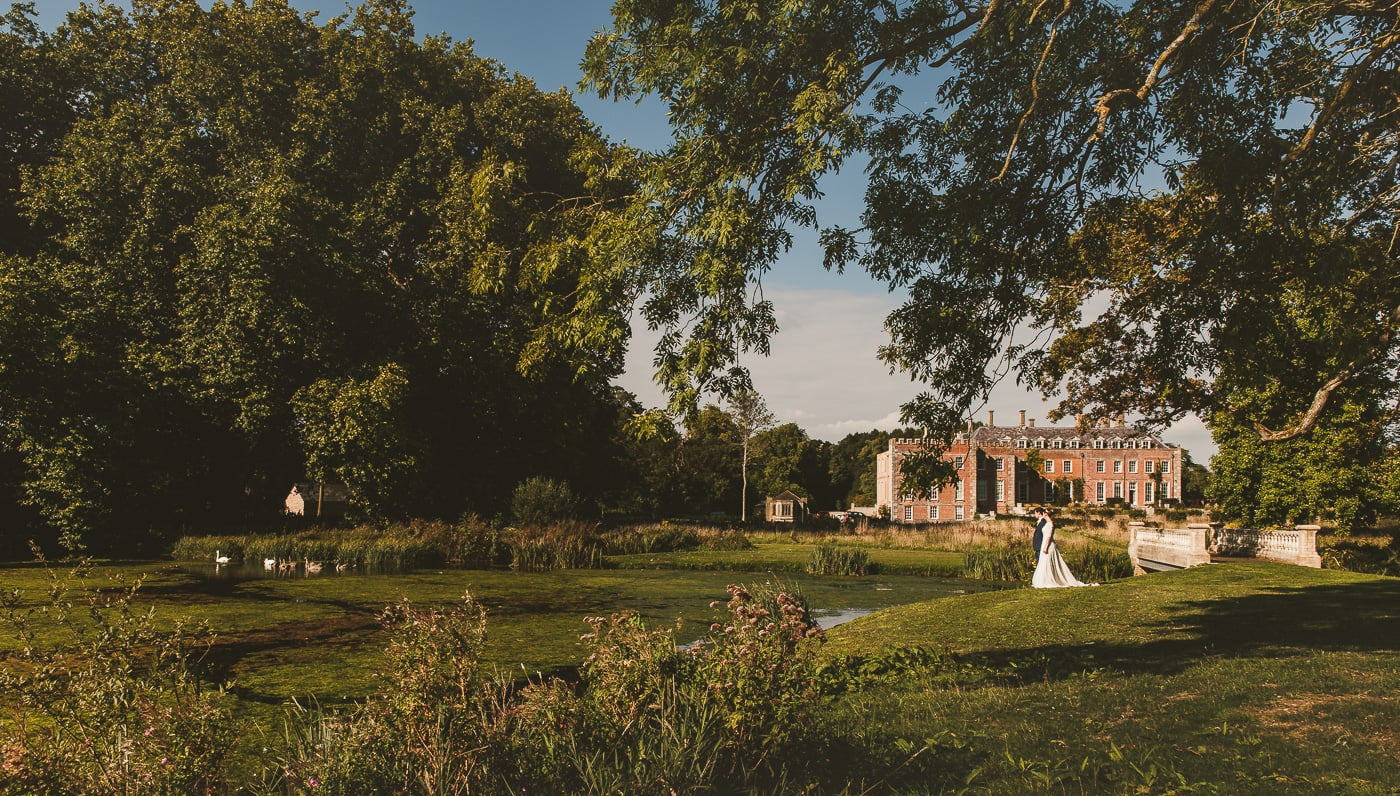 Wedding photography at St Giles House Wimborne Dorset