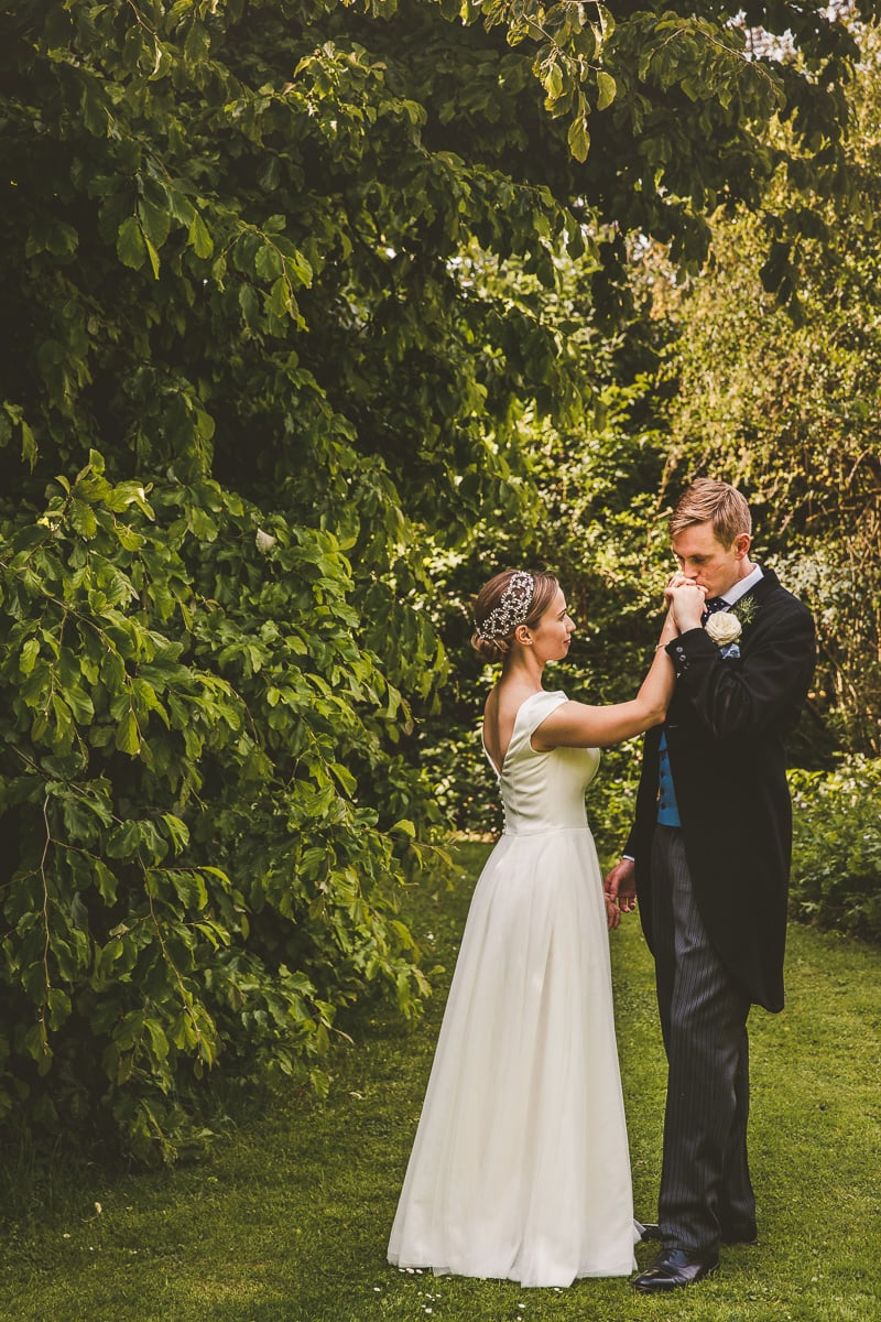 Wedding photography at Smedmore House