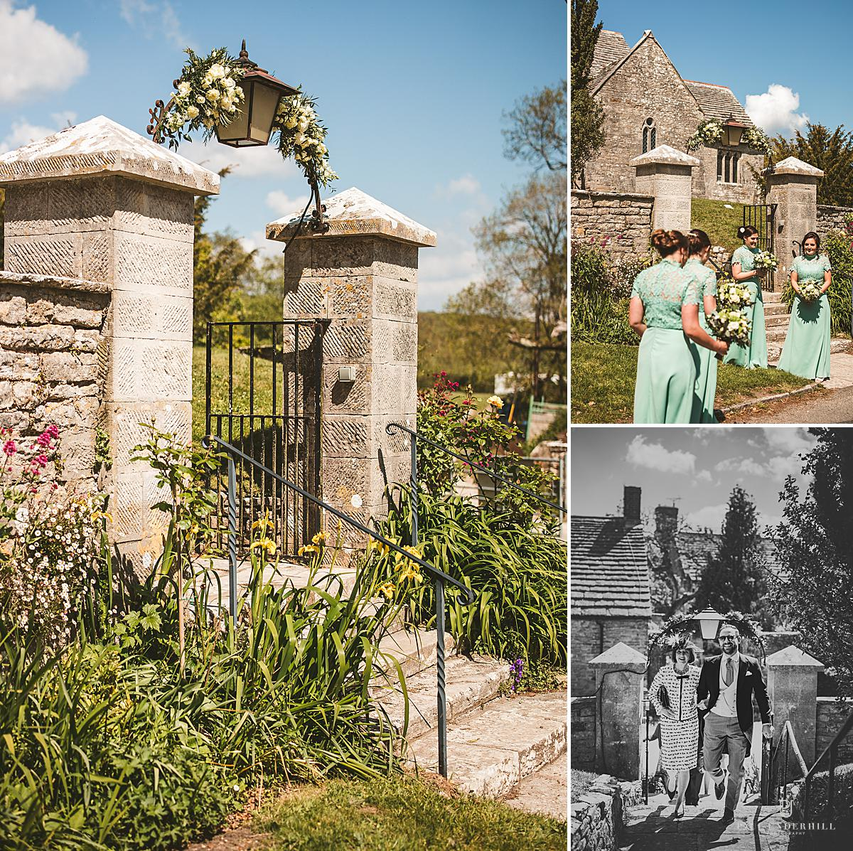 Church Knowle wedding photography Dorset