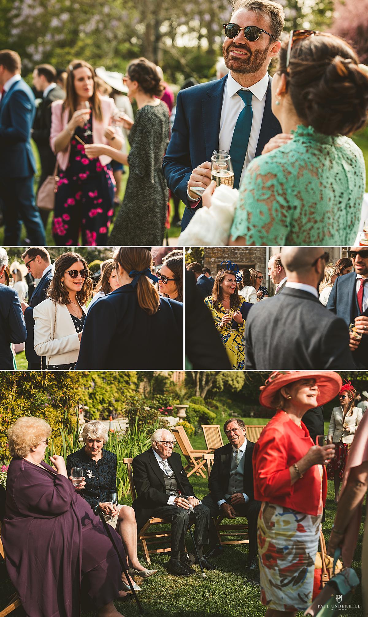 Smedmore House wedding reception photography