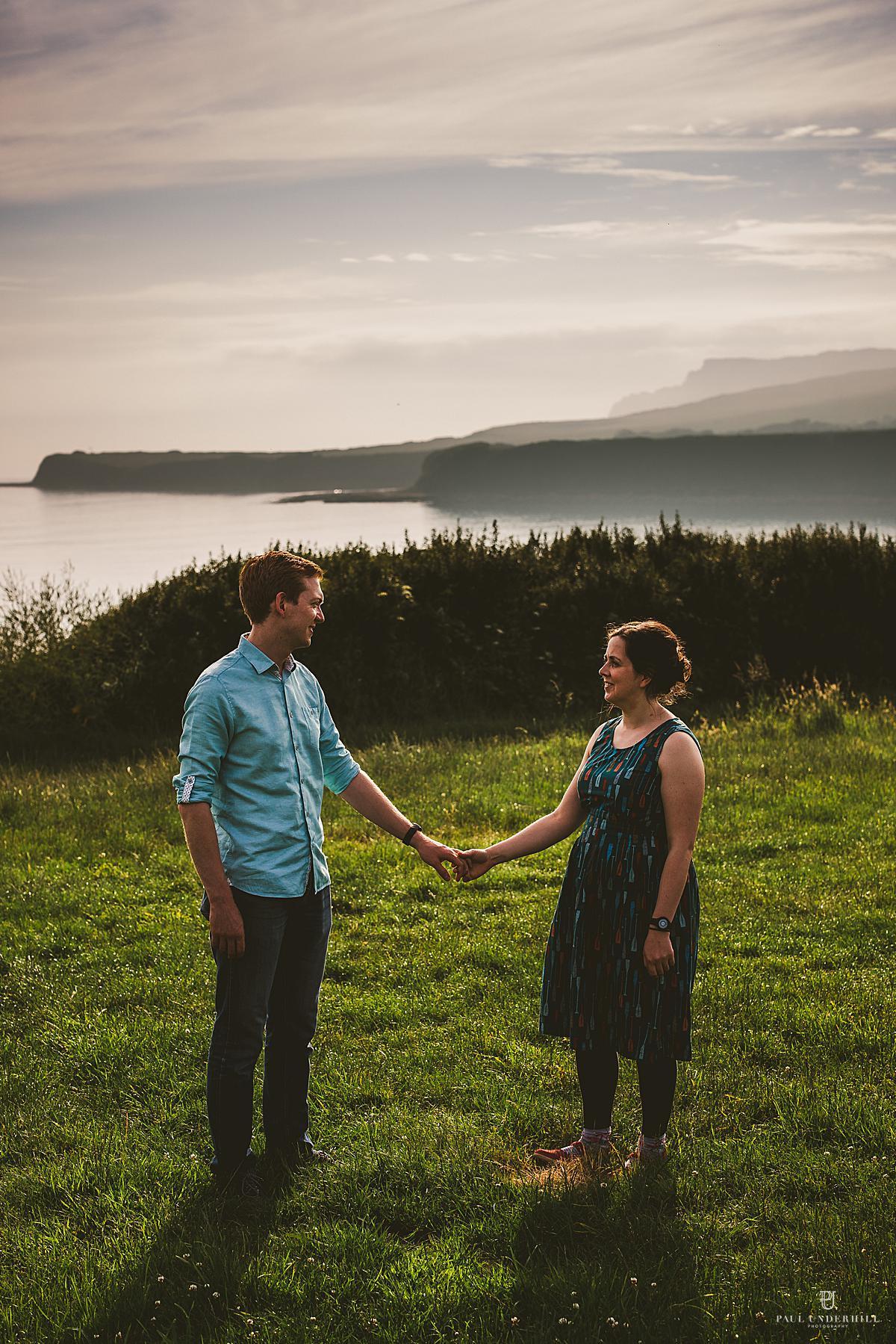 Dorset wedding photographer pre wedding shoot