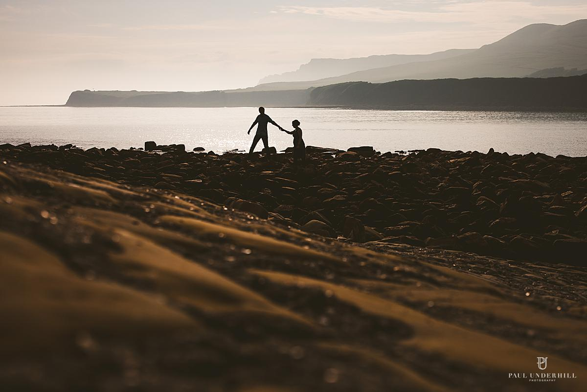 Dorset wedding photographer Kimmeridge