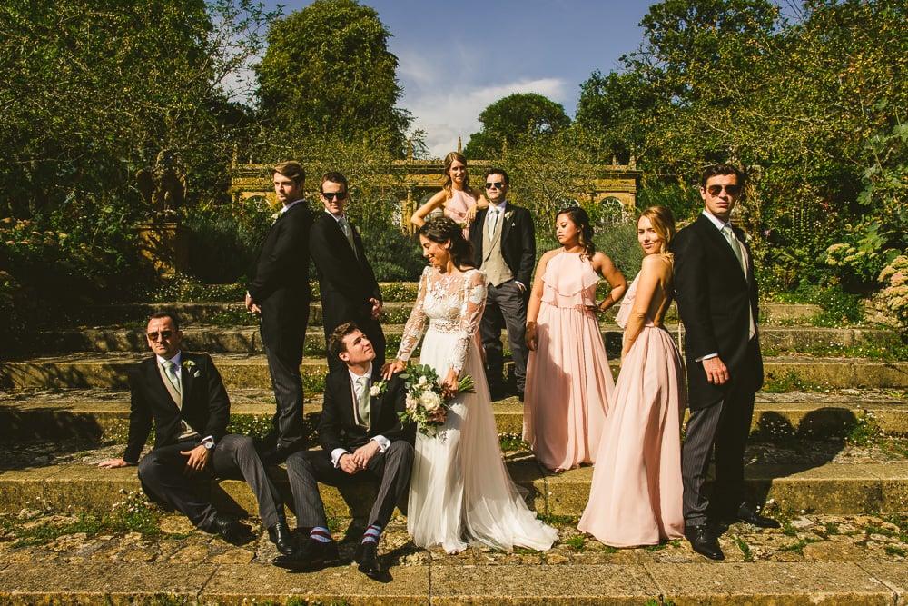 Mapperton House Wedding photography