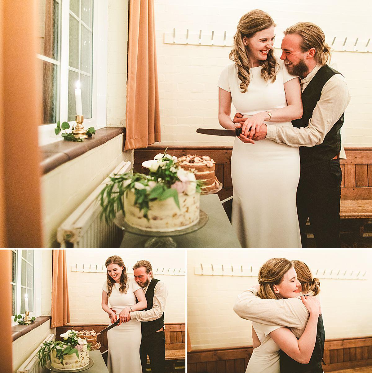 Documentary wedding photography Dorset