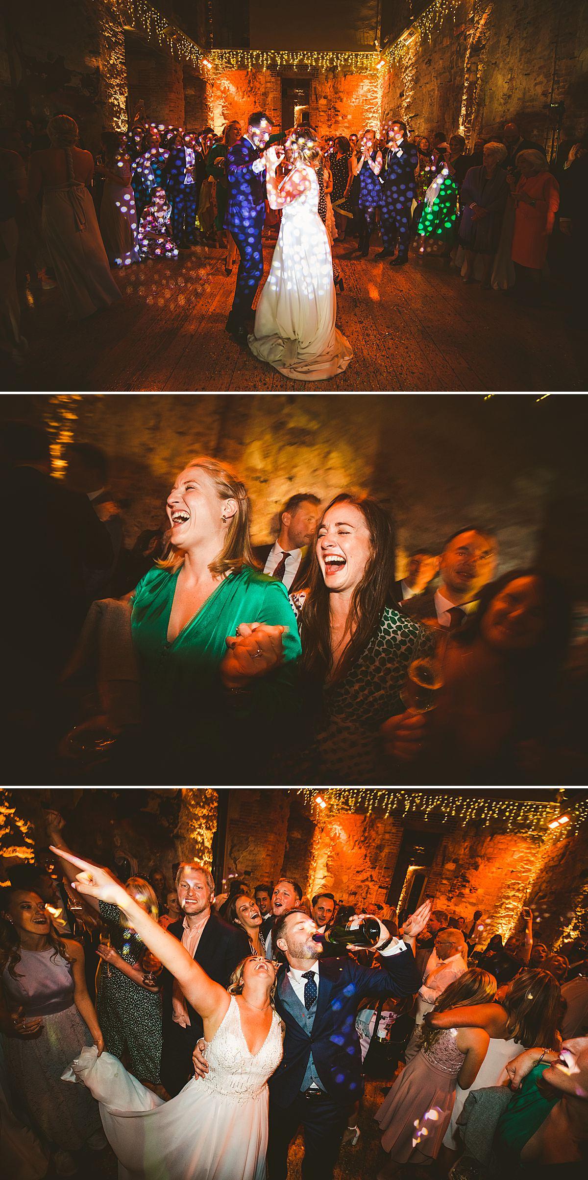Dorset wedding photographer Lulworth Castle