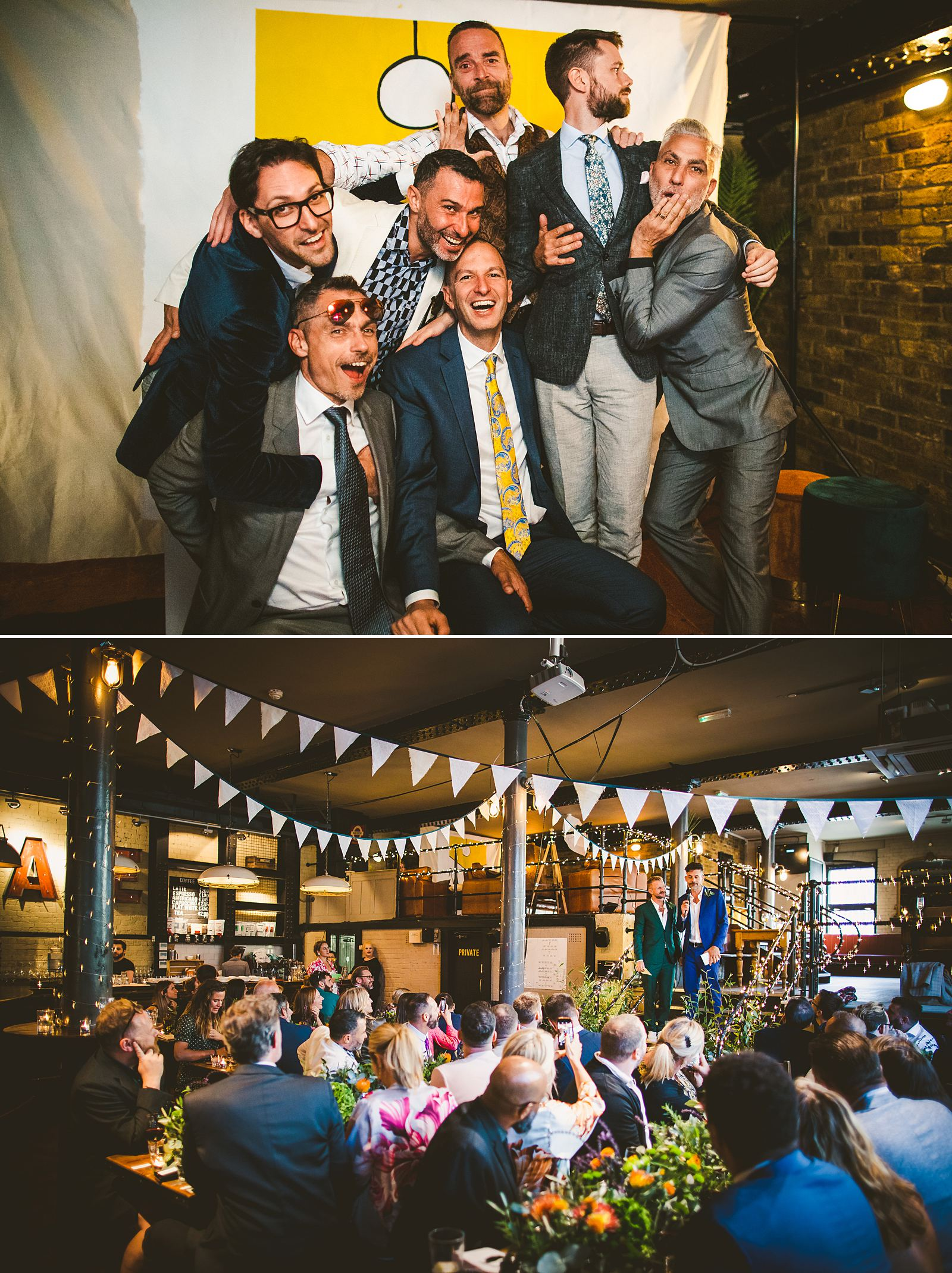 Wedding speeches London wedding photography